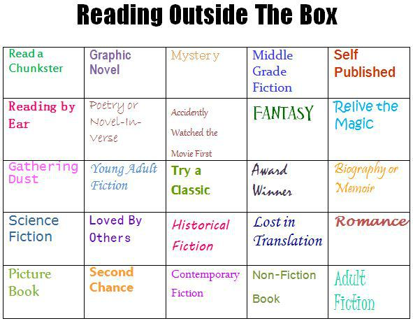 reading outside the box
